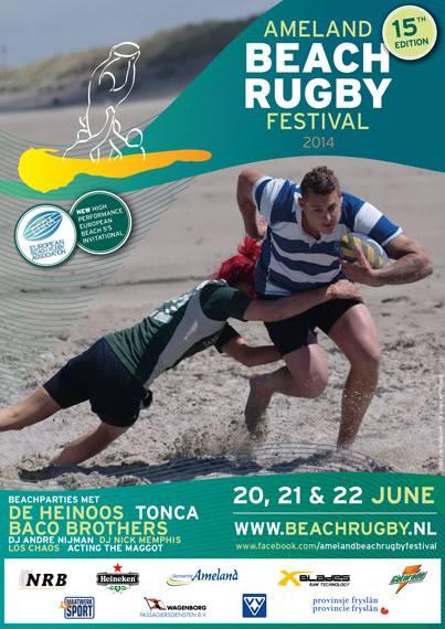 Ameland Beach Rugby