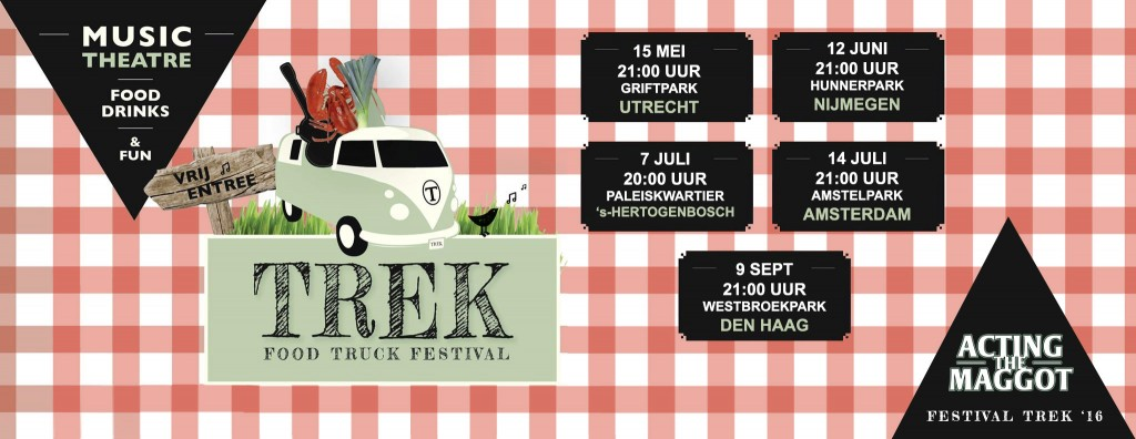 Festival TREK met Acting The Maggot - Ierse folk