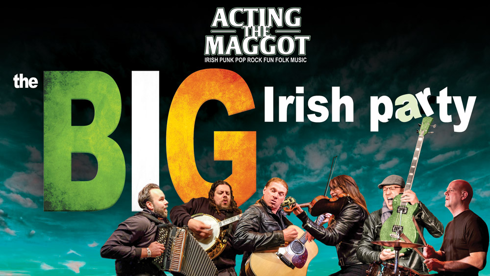 Acting The Maggot the BIG Irish Pub Midi Theater Tilburg