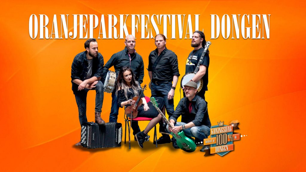 Oranjeparkfestival Dongen 2018 - Acting The Maggot