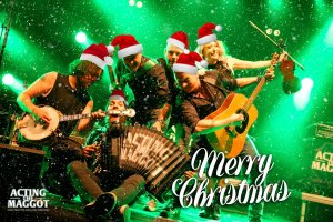 Merry Christmas with lots of good music