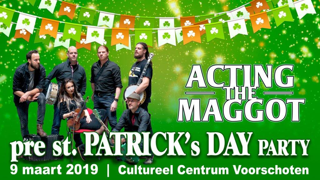 St. Patricks Day Cultureel Centrum Voorschoten