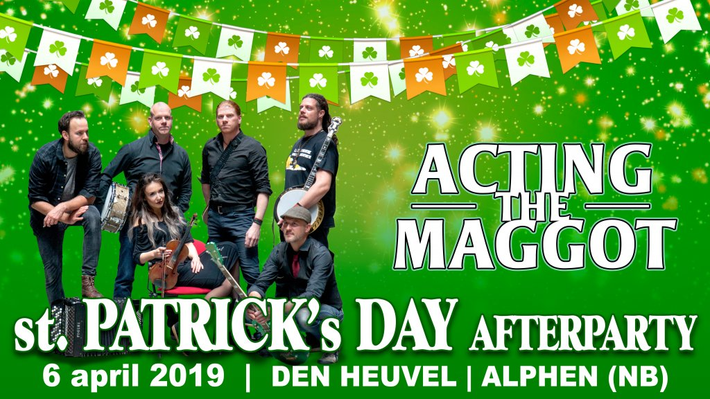 St. Patricks Day Den Heuvel Alphen