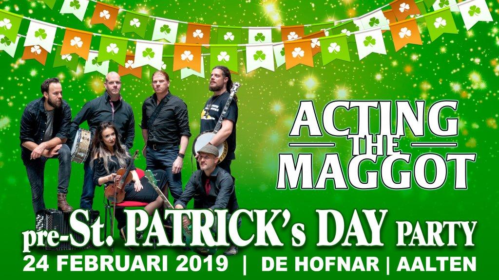 St. Patricks Day De Hofnar Aalten