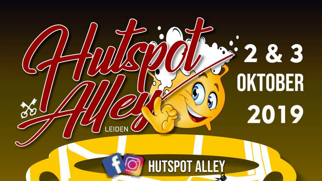 Leidens ontzet 2019 - Hutspot Alley met Acting The Maggot - Leiden