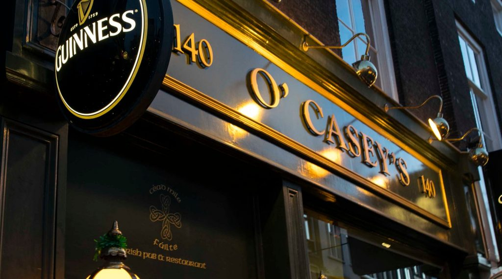 O'Casey's Irish Pub in Den Haag