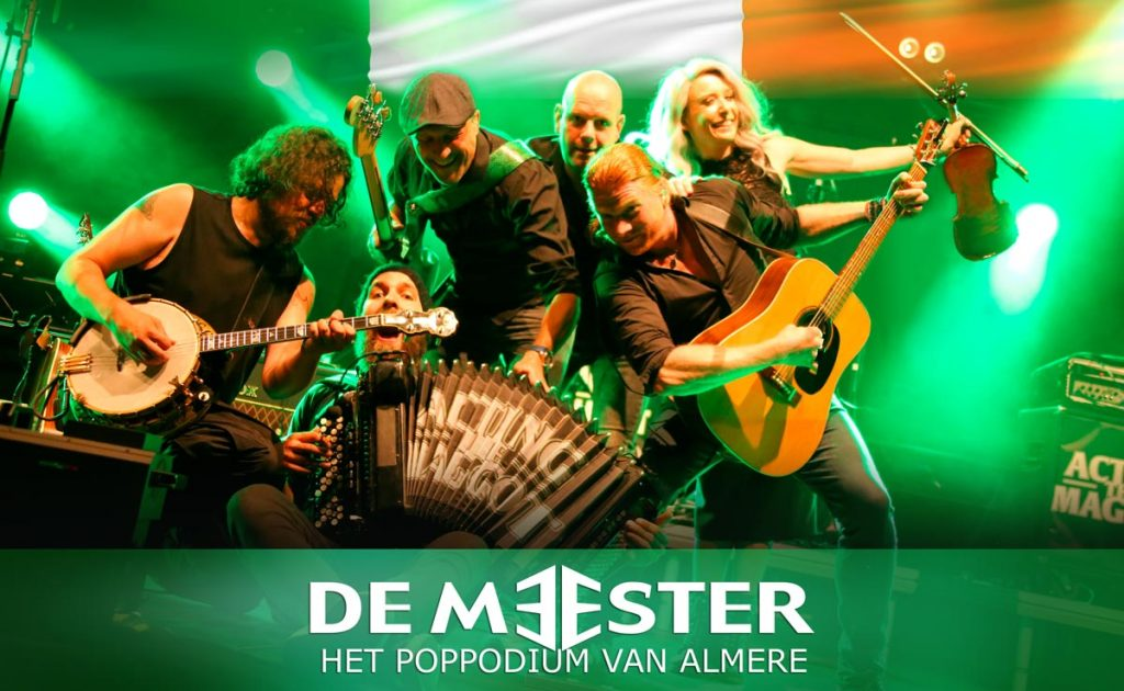St. Patrick's Day - Acting The Maggot De Meester Poppodium