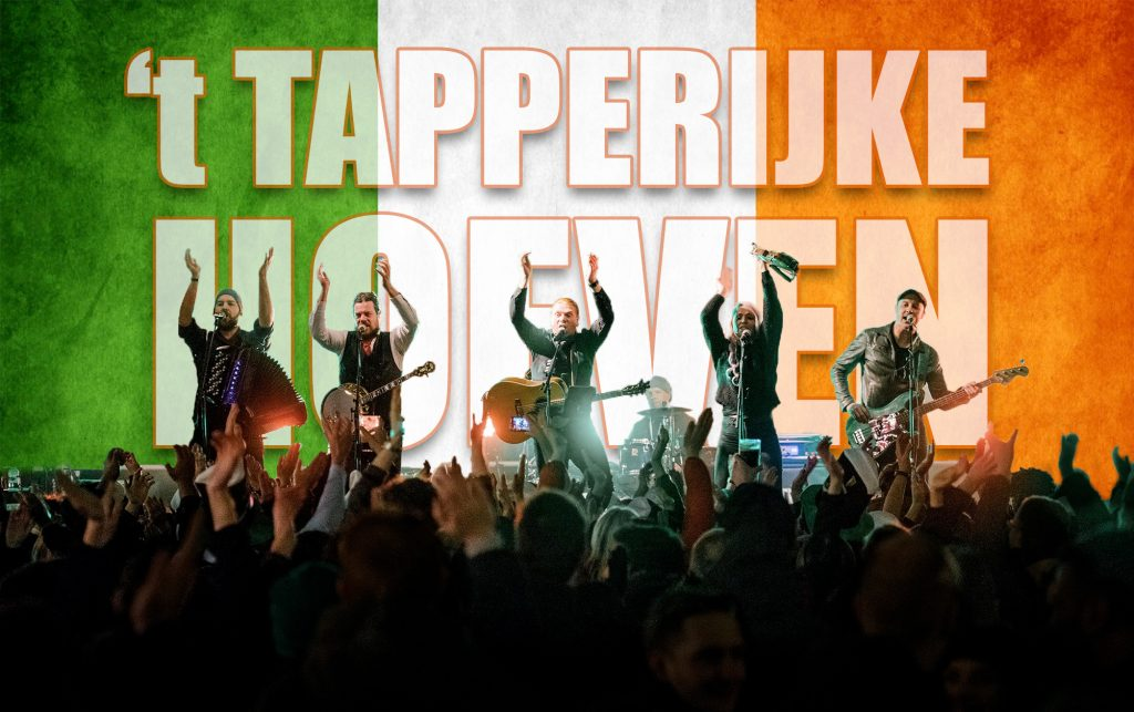 Tapperijke Hoeven St. Patrick's Day afterparty