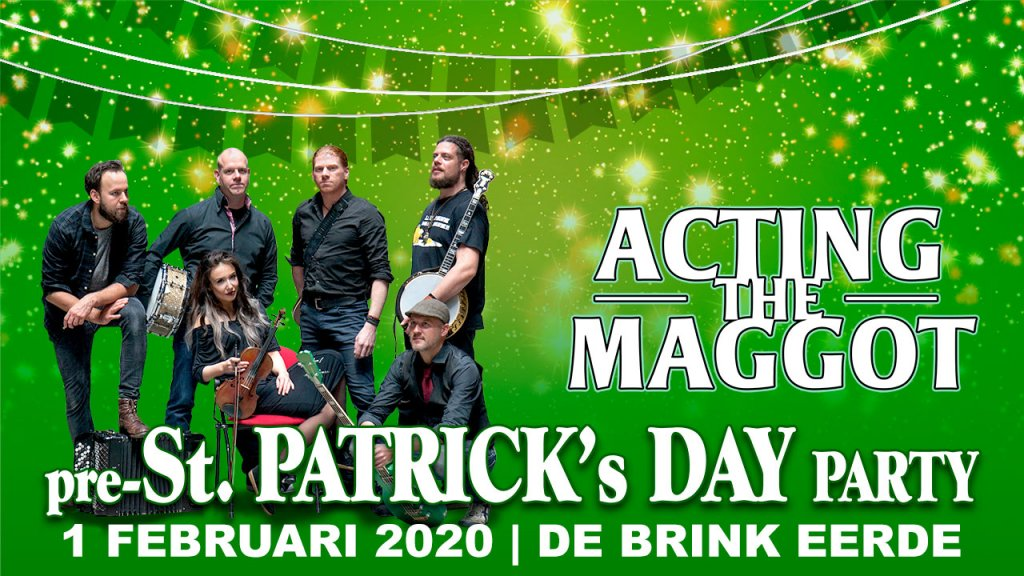 pre St. Patricks Day Party De Brink Eerde 2020